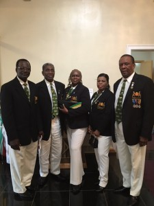 XGDF Members At Church Service